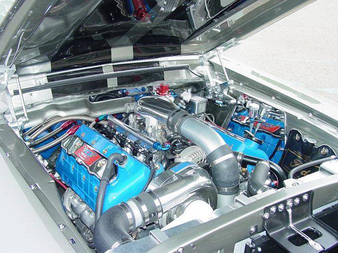1967 eleanor e 012 Ford motor company technology